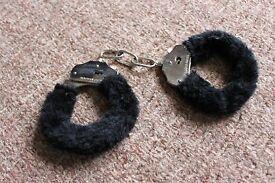 Fluffy Handcuffs
