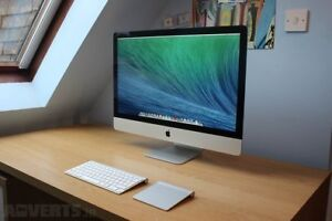 """Wanted 27"""" iMac for 15 year old"""
