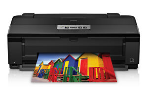 EPSON 1430 DYE SUBLIMATION PRINTER WITH CISS FITTED Perth Region Preview