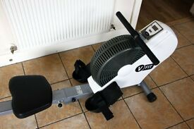 v fit cyclone rowing machine