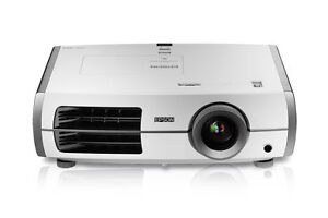 Epson 8345 1080p LCD projector