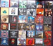 CD Sammlung Rock
