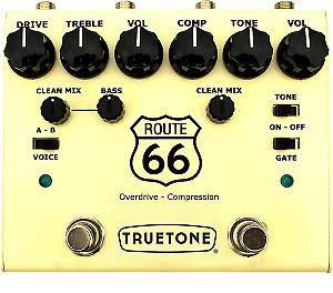 Truetone Route 66 Overdrive/Compression