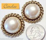Carolee Clip Earrings