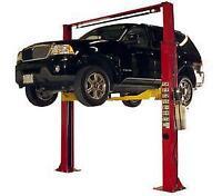 Pont elevateur a voiture / Lift de garage/ Lift hydrolique