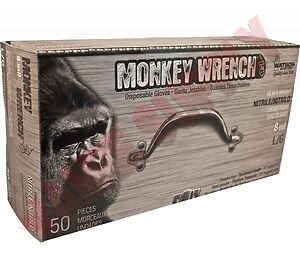MONKEY WRENCH Disposable Gloves