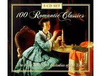 100 Romantic Classics (5 [Box Set]