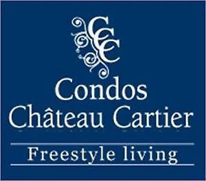 ★★★ Condos Château Cartier - Freestyle living - 5 1/2 ★★★ Gatineau Ottawa / Gatineau Area image 8