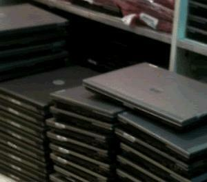 WHOLESALE LOT OF LAPTOPS - CLEARANCE SALE - Dell , Hp , Acer , Toshiba , Lenovo , Fujitsu - as is