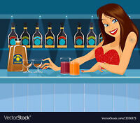 BARTENDER AVAILABLE FOR PRIVATE FUNCTION