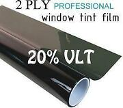 Window Tint Roll