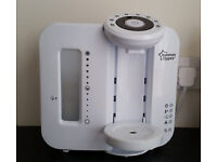 Tommee Tippee Perfect Prep Machine (White) - in Excellent Condition, with working filter!