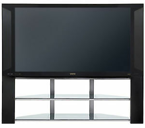 Hitachi 60VS810 Ultravision CineForm - Rear projection TV