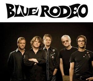 Wanted Blue Rodeo Tickets Casino Moncton
