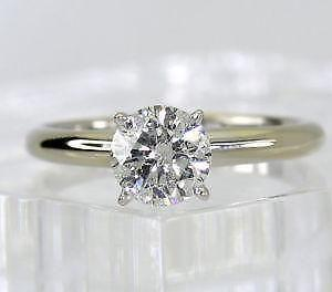 Diamond Solitaire Ring Ebay