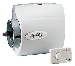 HUMIDIFIER SPECIAL ( Aprilair 500 ) $280.00 Installed*