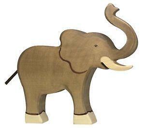 elefant holz ebay. Black Bedroom Furniture Sets. Home Design Ideas