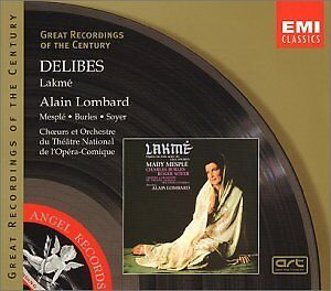 Delibes Lakme Alain Lombard 2 CD Set London Ontario image 1
