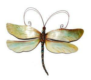 Dragonfly Metal Wall Art