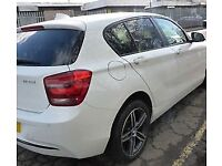 2013 2014 2015 BMW F20 F21 SPORT BREAKING *FULL COMPLETE FRONT END/AIRBAGS/SPORT INTERIOR/DOORS ETC*