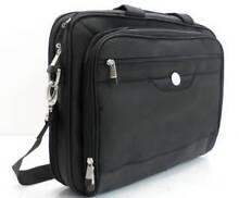 "DELL-Genuine 15.6"" Multi Pocket Black Laptop Bag Carry Case Northfield Port Adelaide Area Preview"