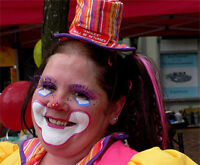 Childrens Entertainer,Face Painting, Balloon Twisting & Clowns