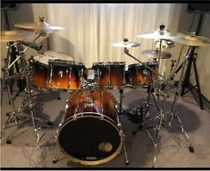 Drum/Batterie TAMA Superstar  7 mcx