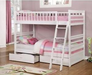 bunk bed for sale !!!  Clearance sale ! every thing must to go