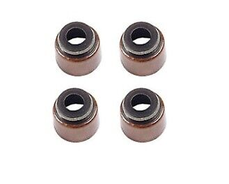 For Mitsubishi Md000508 Md197467 Valve Stem Seal Kit Of 4 Fits 4g63 4g64 Rr352