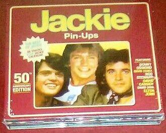 JACKIE: PIN UP, CD ALBUM..