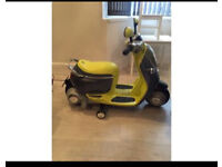 Mini electric scooter