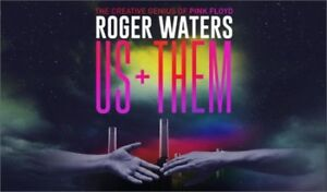2 Roger Waters tickets. ACC. October 2nd.