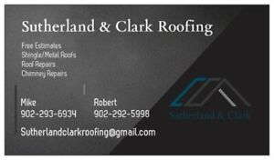 Free Esimates on Roofs and Roofing Repairs !