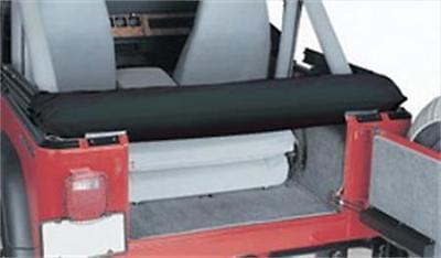 Smittybilt Soft Top Storage Boot Black Denim for Jeep Wrangler TJ 1997-06 600015 1997 Jeep Wrangler Denim