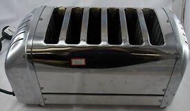 toaster Dualit polished six slice