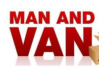 Man and van in 20£p/h slough-windsor-maidenhead-chertsey-Langley-walton-egham-staines-woking