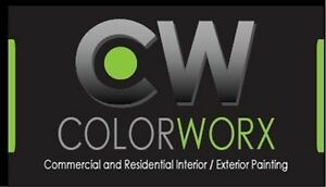 COLORWORX PAINTING FALL SPECIALS