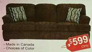 BRAND NEW CANADIAN MADE SOFAS!!! Kitchener / Waterloo Kitchener Area image 4