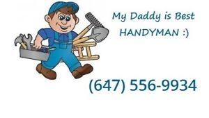 Best Rates!!! Handyman Renovation services in Hamilton Area.