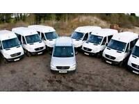 16 seater minibus hire