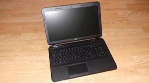 Like New HP Laptop - Comes with Charger and working battery