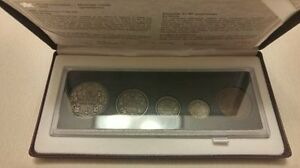 RCM 90th Anniversary Coin Set Matte Finish