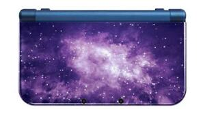 Nintendo 3DS XL- Galaxy Edition