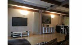 Stunning 2 bedroom, double en-suite open plan flat for rent in the heart of Salford City Centre