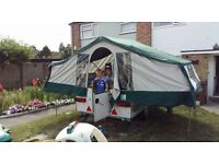 conway 95 trailer tent