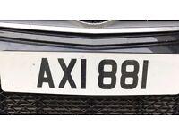 Cherish Number Plate - £750