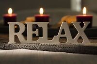Stressed and Strained? Relaxation Awaits...