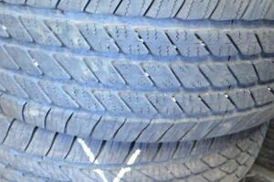 265 65 17 Used tires, 265/65/17-Michelin Pair.
