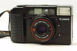 Canon Autoboy 2 AF35M II Sureshot 35mm Film Camera (A+ w/ extras) Newstead Brisbane North East Preview