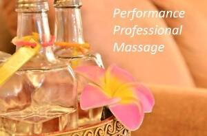 Performance Professional Massages Rivervale Belmont Area Preview